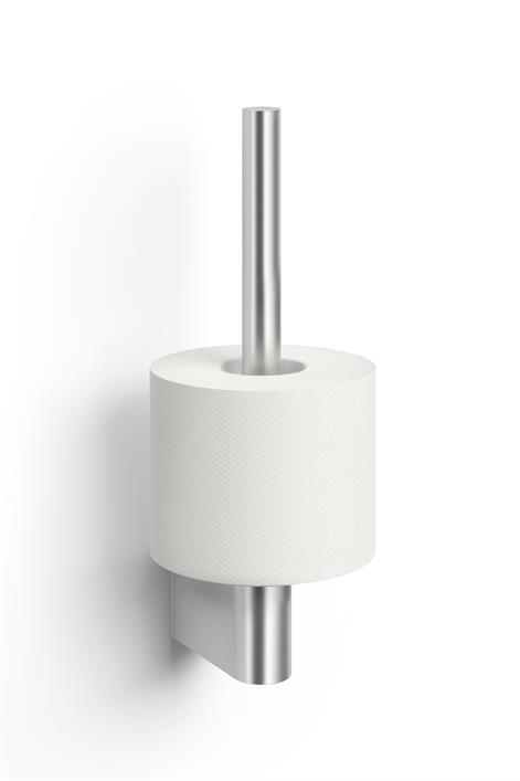 Atore spare toilet roll holder Glass toilet roll holder