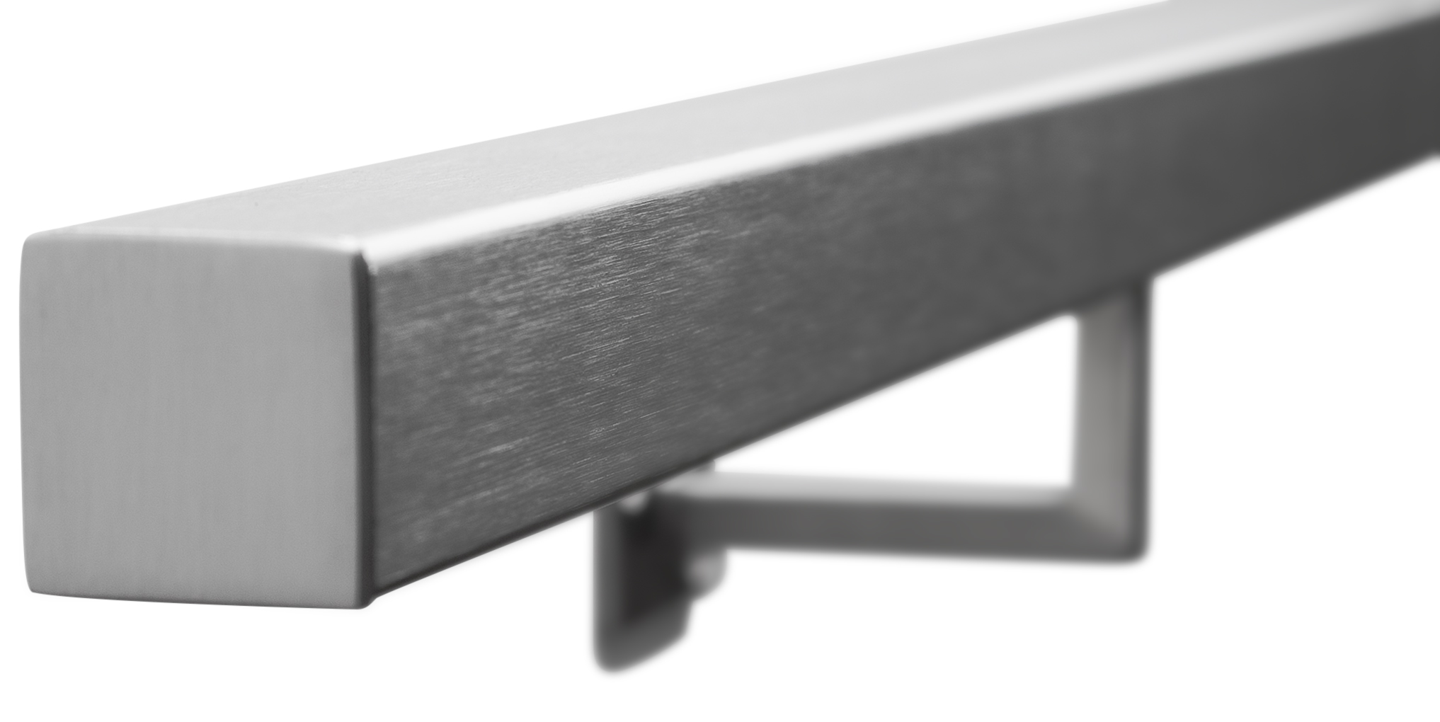 Stainless Steel Square Handrail