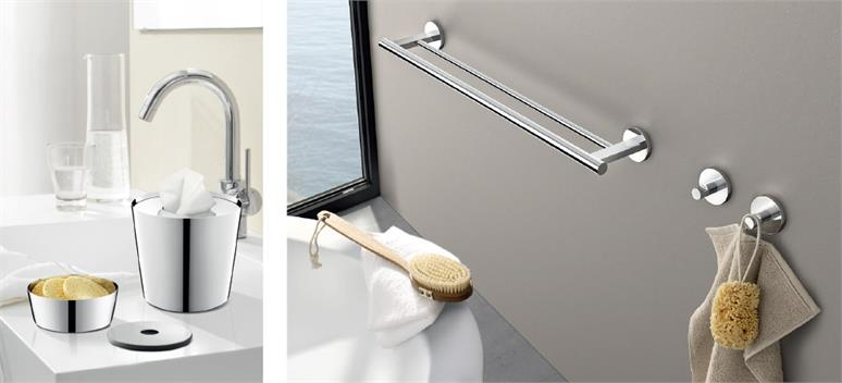 Information On Our Range Of Stainless Steel Zack Bathroom Accessories Available To Online