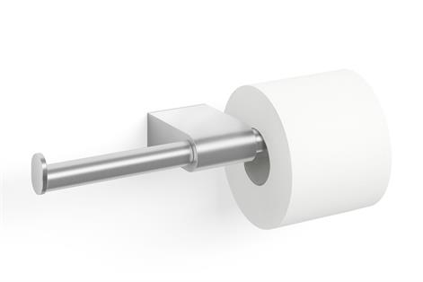 Zack Atore Double Toilet Roll Holder 40414 with roll