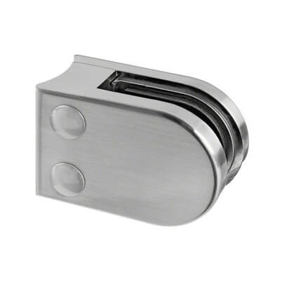 Zintec Glass Clamp for Glass Balustrade