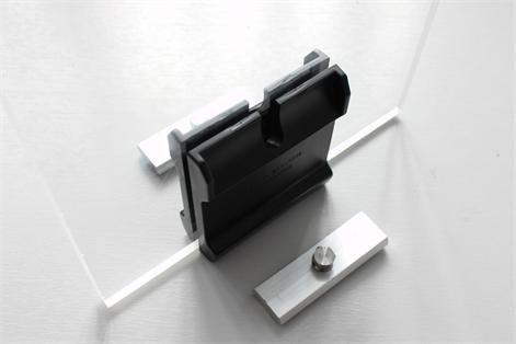Accessories for Glass Channels